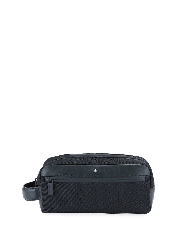 Nightflight Wash Bag With 2 Zips