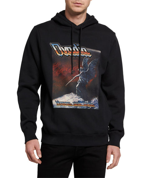 Ovadia Men's Limited Edition Arch Angel Hoodie