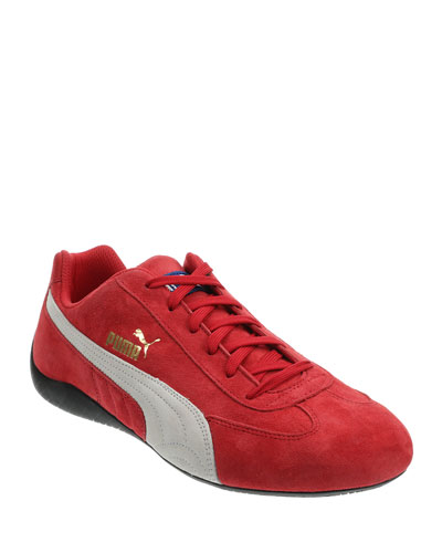 Men's Speedcat OG Sparco Suede Running Sneakers