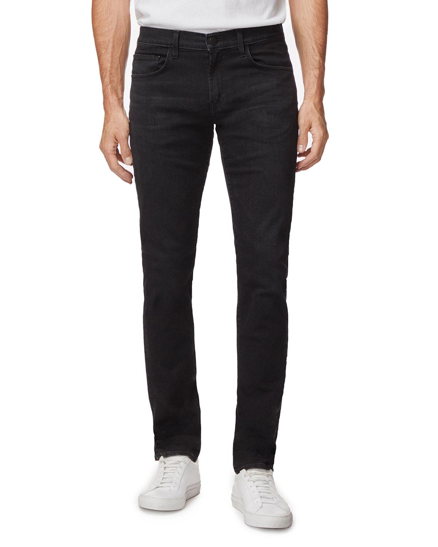 J Brand Tyler Slim Fit Jeans In Bleeting