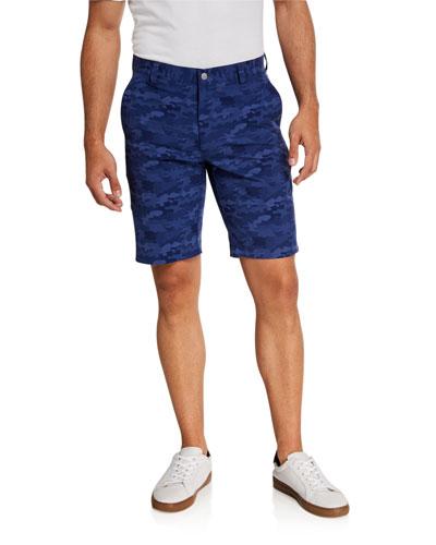 Men's Shackleford Camo Shorts
