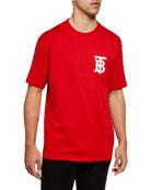 Burberry Men's Emerson TB Logo T-Shirt