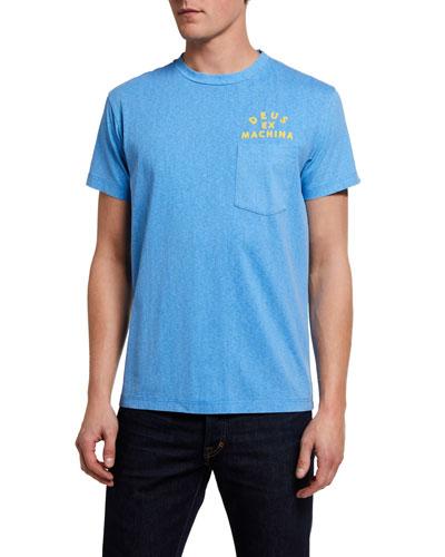 Men's Roller Venice Address Graphic T-Shirt