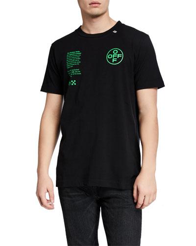 Men's Arch Shapes Graphic T-Shirt