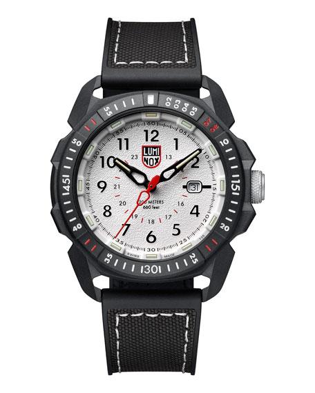 Luminox Men's 44mm ICE-SAR Arctic 1000 Carbonox Watch