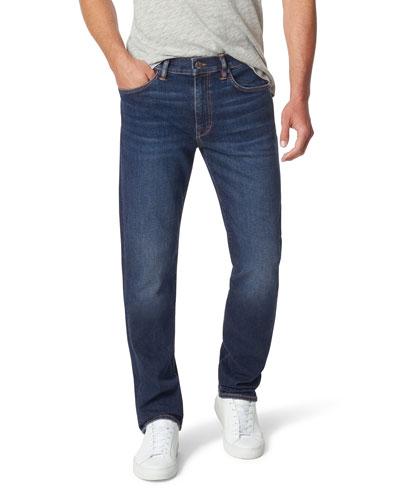 Men's Brixton Straight-Leg Stretch Jeans