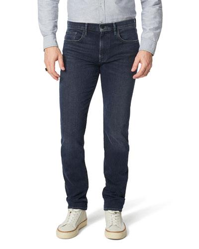Men's Asher Slim-Straight Stretch Jeans