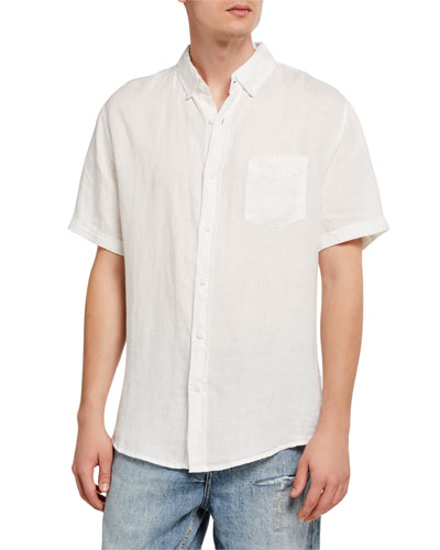 Men's Jack Linen Sport Shirt