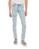 Amiri Men's Painter Tie-Dye Patch Jeans