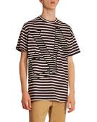 Loewe Men's Striped T-Shirt