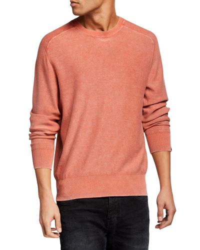 Men's Lance Crewneck Pullover Top