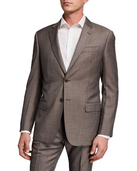 Emporio Armani Men's G Line Wool Two-Piece Suit
