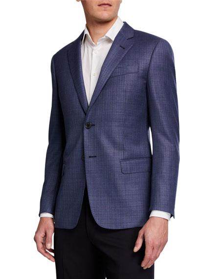 Emporio Armani Men's G Line Super 130s Virgin Wool Sport Jacket