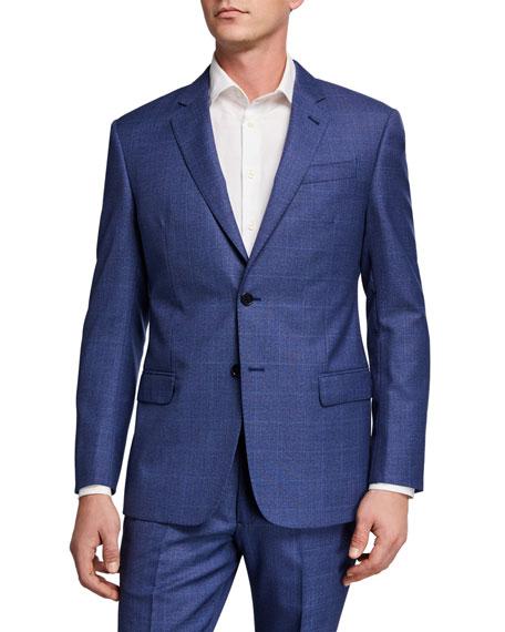Emporio Armani Men's G-Line Windowpane Two-Piece Suit