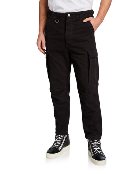 Ksubi Men's Kraft Tapered Cargo Pants
