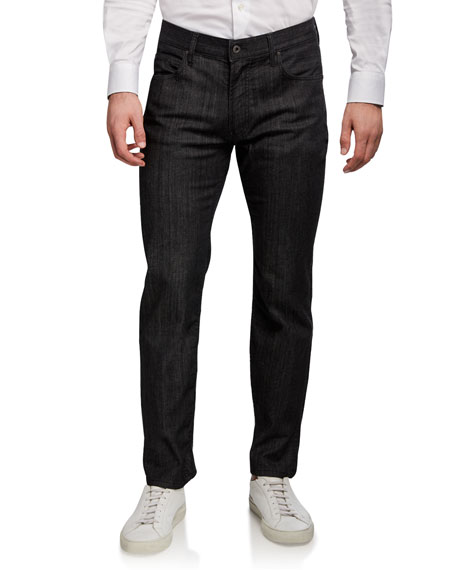Emporio Armani Men's Medium-Wash 5-Pocket Jeans