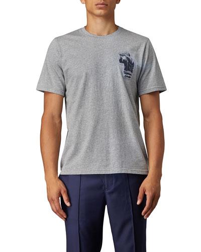 Men's Bridge Graphic T-Shirt