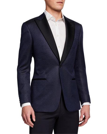 Emporio Armani Men's Super 130s Wool Dinner Jacket