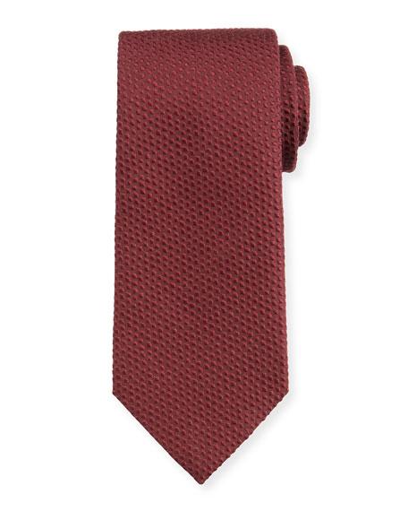 Emporio Armani Dot Stitch Tie