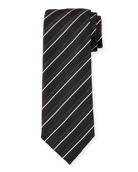 Emporio Armani Multi-Stripe Tie