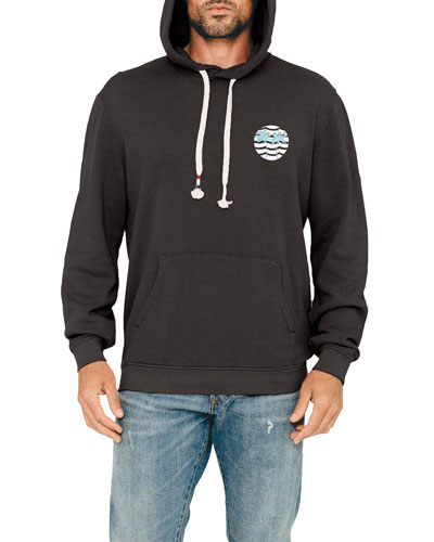 Men's Twins Palms Pullover Hoodie