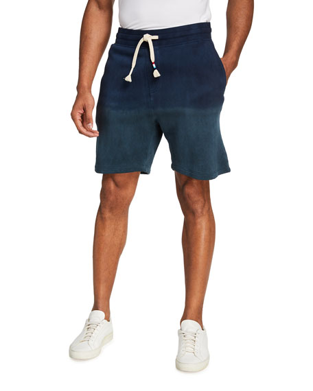 Sol Angeles Men's Dip-Dye French Terry Shorts