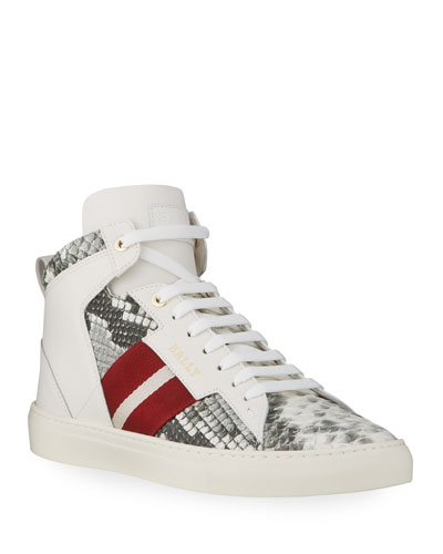 Men's Hedern High-Top Sneakers