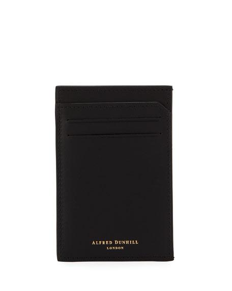 dunhill Men's Duke 6-Slot Leather Card Case