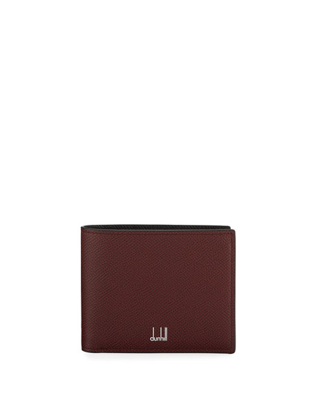 dunhill Men's Cadogan Two-Tone Leather Billfold Wallet