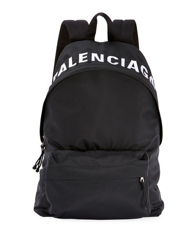 Men's Explorer Logo Backpack