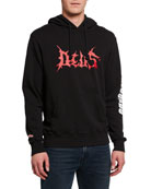 Deus Ex Machina Men's Remarkable Graphic Hoodie
