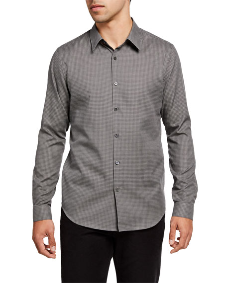 Theory Men's Irving Bridge Sport Shirt