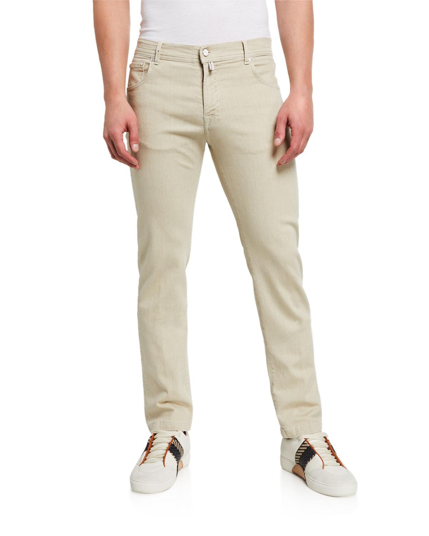 Men's 5-Pocket Overdyed Pants