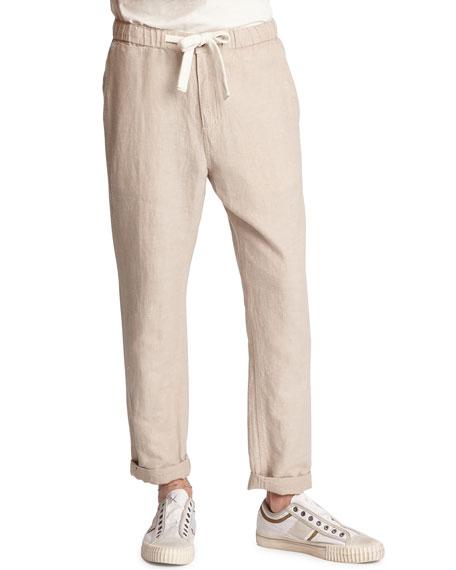 John Varvatos Star USA Men's Robbie Tailored Sport Pants