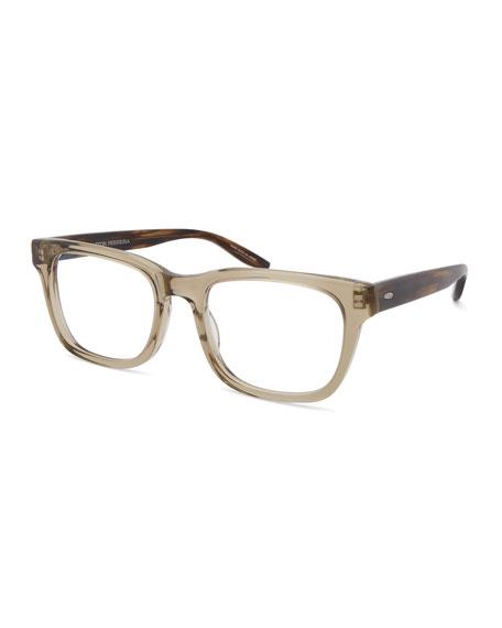Barton Perreira Men's Weller Two-Tone Acetate Optical Frames