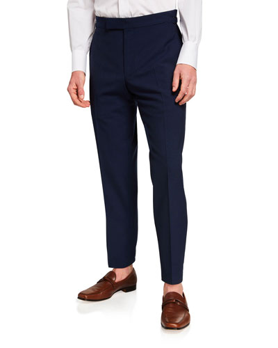 Men's O'Connor Base Wool Trousers