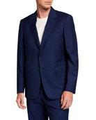 Brioni Men's Micro Classic-Fit Two-Piece Suit