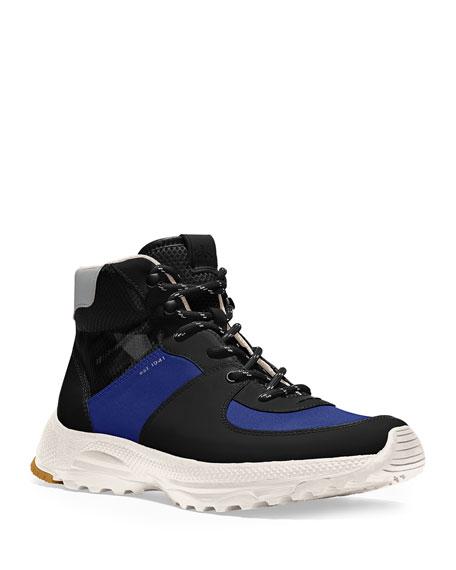 Coach Men's C250 Technical Cordura Hiking Boots