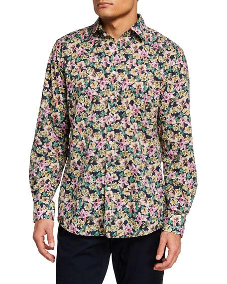 Rodd & Gunn Men's Glendu Floral Sport Shirt