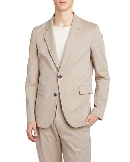 THE ROW Men's Slater Cotton-Cashmere Sport Coat