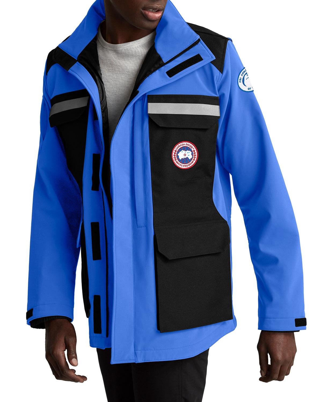 Men's Photojournalist PBI Colorblock Jacket
