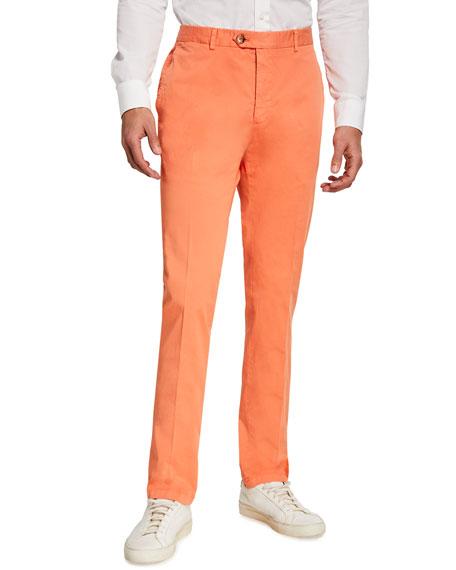 Ralph Lauren Purple Label Men's Eaton Classic Tapered Chino Pants