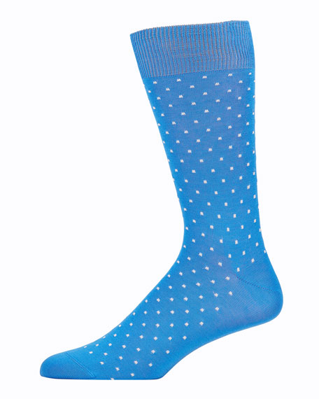 Paul Smith Men's Pindot Socks