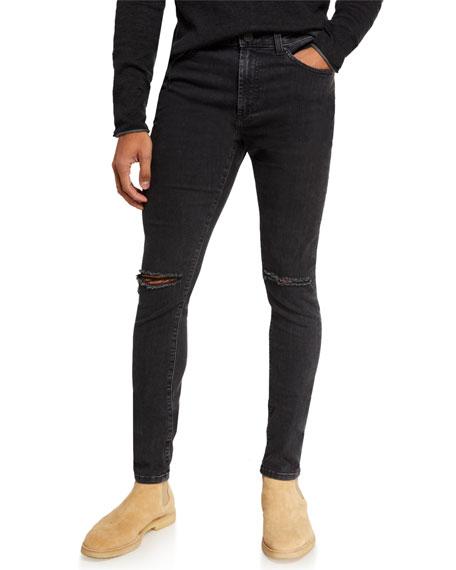 monfrere Men's Greyson Skinny Fit Jeans