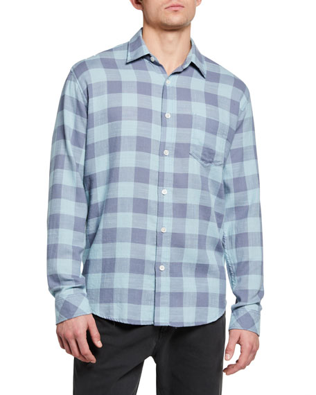 Rails Men's Wyatt Buffalo Plaid Sport Shirt
