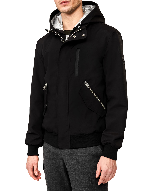 Men's Dixon Nordic Tech Bomber Jacket