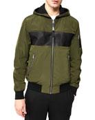 Mackage Men's Weston Rainwear Jacket