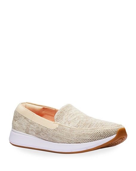 Swims Men's Breeze Wave Knit Sneaker Penny Loafers