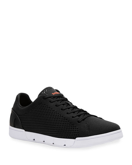 Swims Men's Breeze Tennis Knit Sneakers