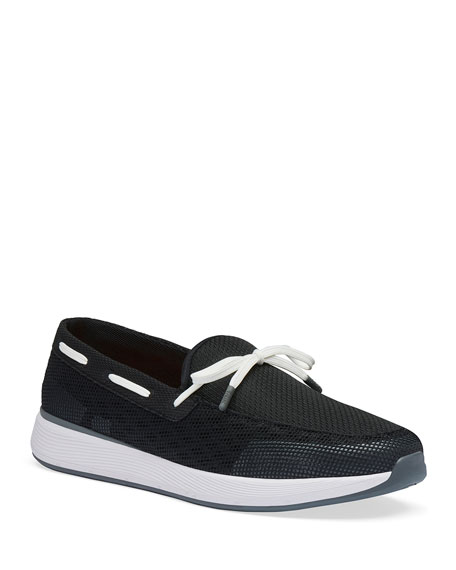 Swims Men's Breeze Wave Knit Sneaker Loafers